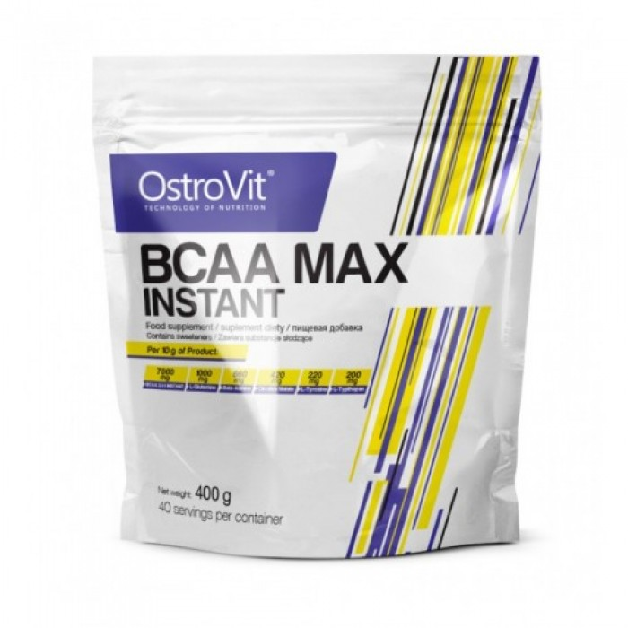 Instant BCAA MAX 2.1.1 (400 грамм)