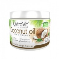 COCONUT OIL EXTRA VIRGIN (400 грамм)
