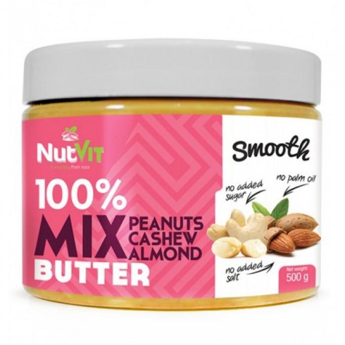 NutVit Butter Mix (500 грамм)