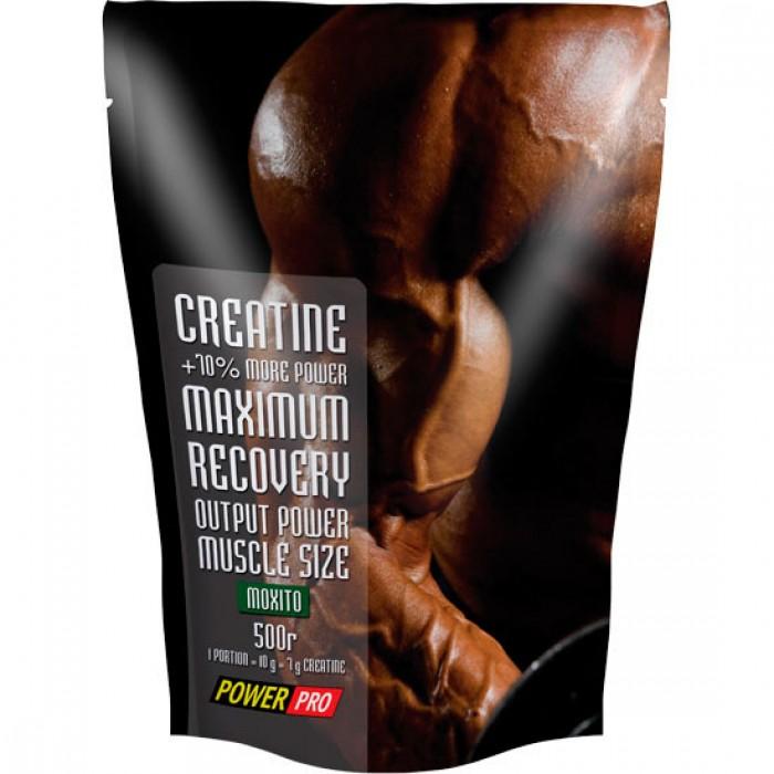 Creatine Maximum Recovery with flavour (500 грамм)