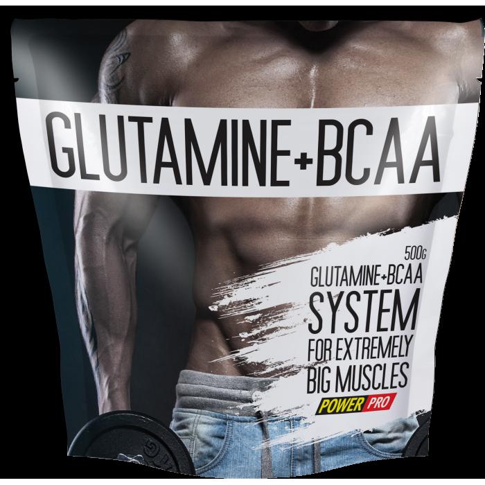 Glutamine + BCAA (500 грамм)