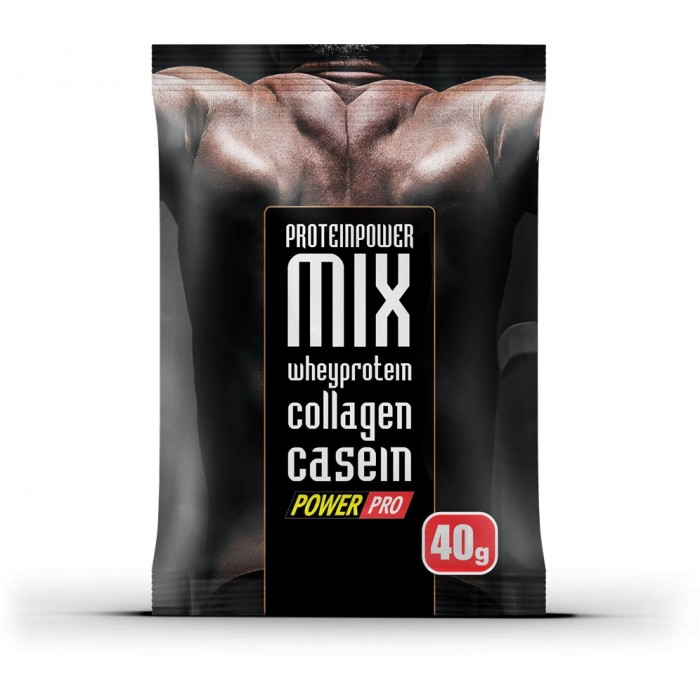 Protein Power MIX (40 грамм)