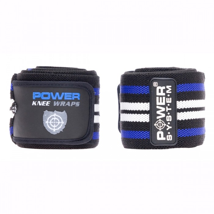 Бинты wrist Wraps PS-3500 Blue - black