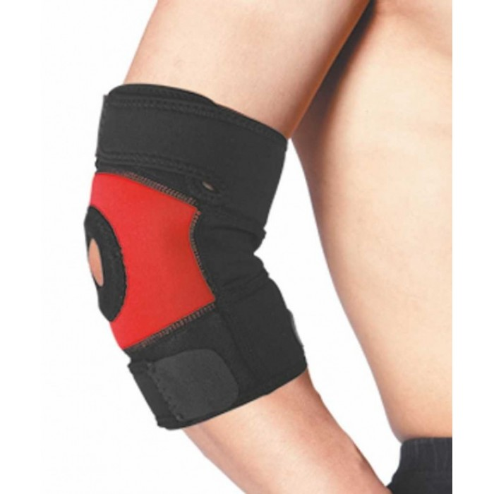 NEO ELBOW SUPPORT PS-6011 Black-red