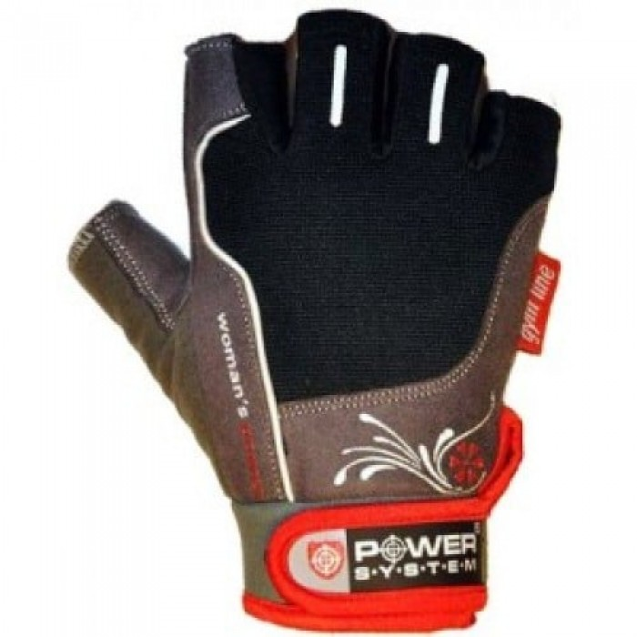 WOMANS POWER PS 2570 Black- Red