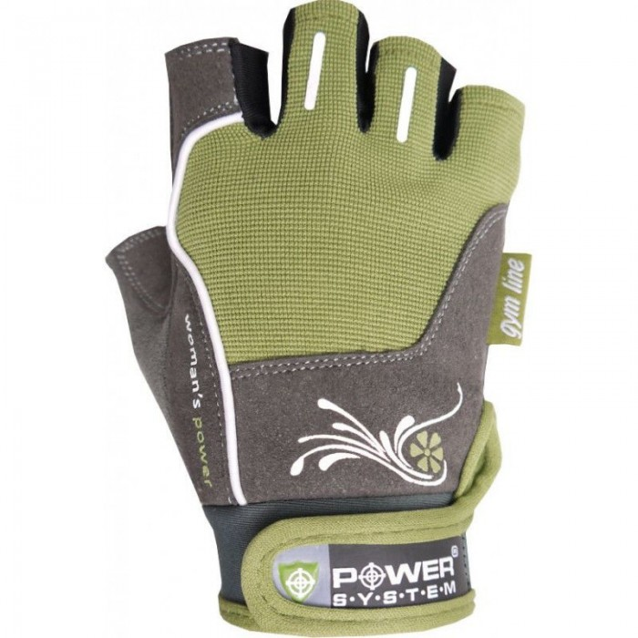 WOMANS POWER PS 2570 Green