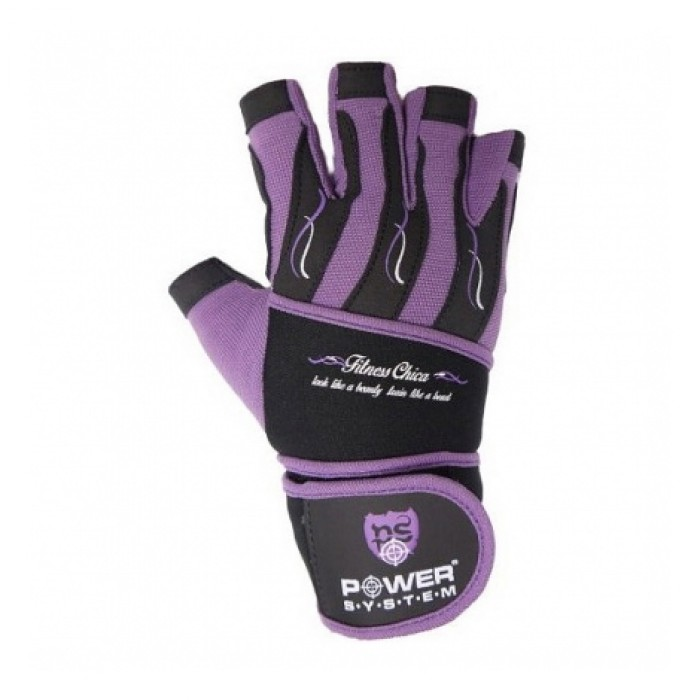 FITNESS CHICA PS-2710 Purple
