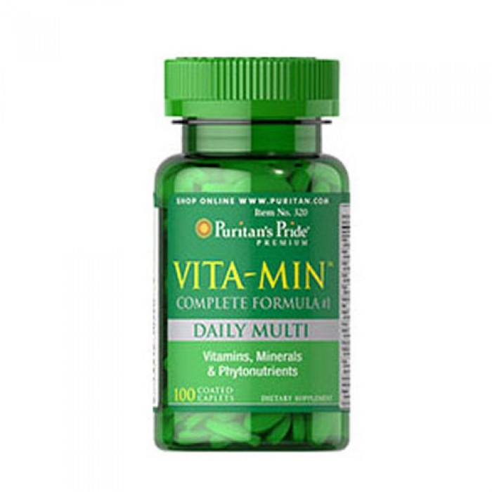 Vita-Min (100 таблетс)