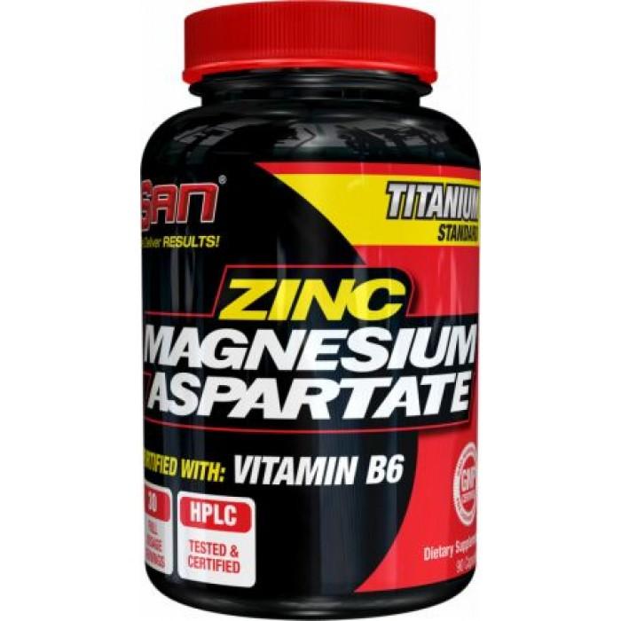 Zinc Magnesium Aspartate (90 капсулы)