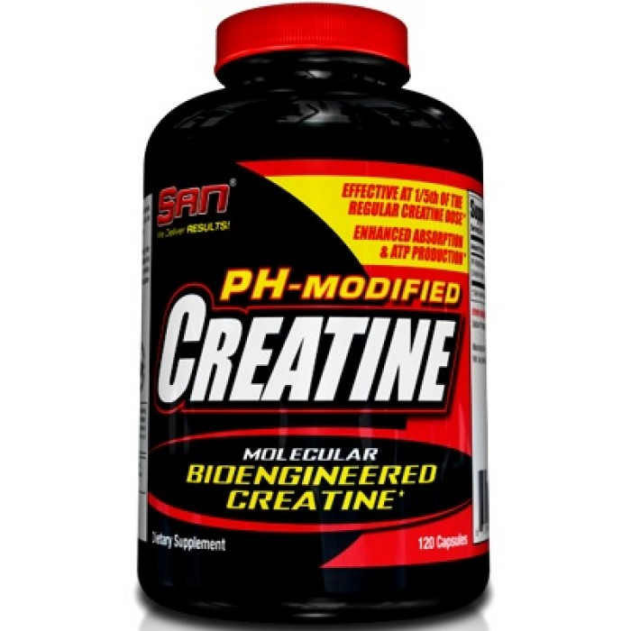 PH-Modified Creatine (120 капсул)
