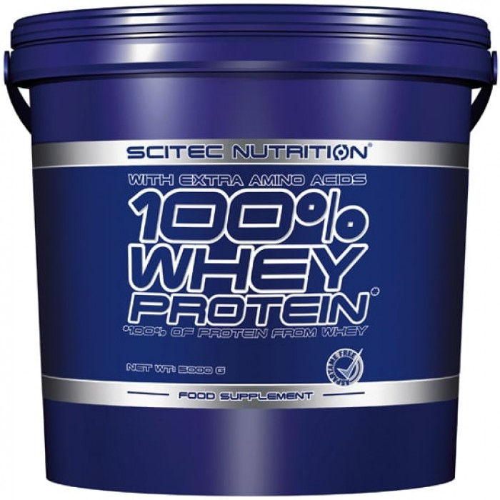 100% Whey Protein (5 кг)