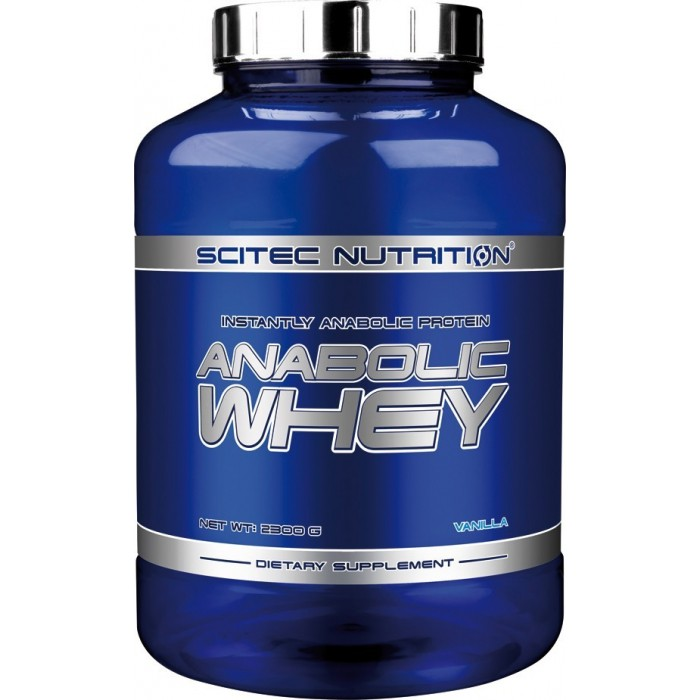 Anabolic Whey (2,3 кг)