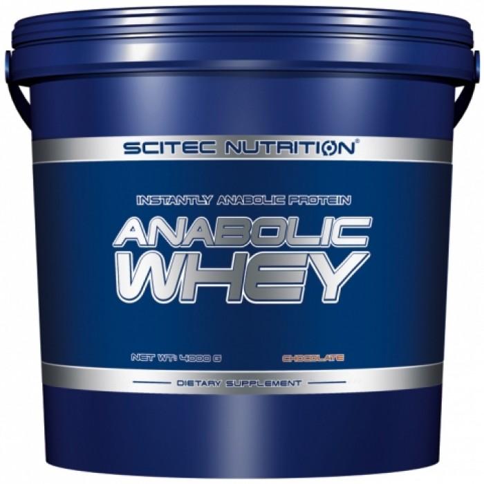Anabolic Whey (4 кг)