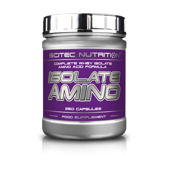 Isolate Amino (250 капсул)