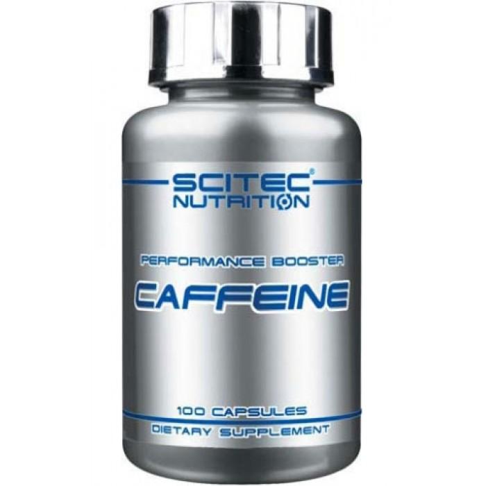 CAFFEINE (100 капсул)