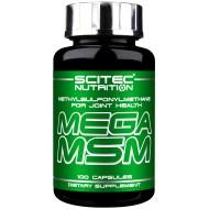 Mega MSM (100 капсул)