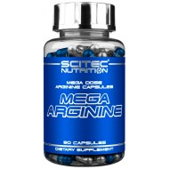 Mega Arginine (90 капсул)