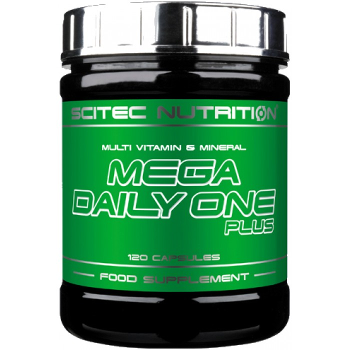 Mega Daily One Plus (120 капсул)