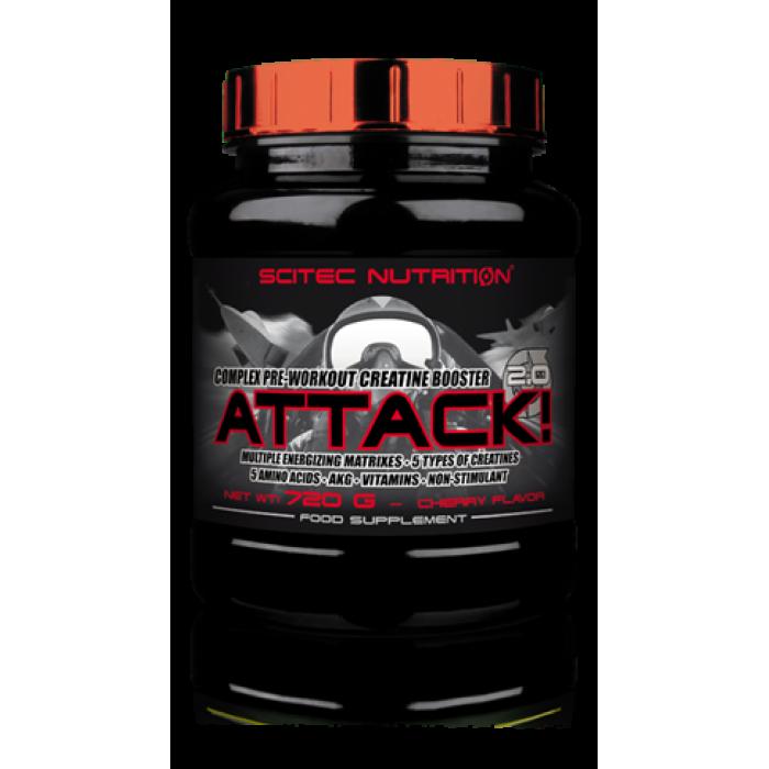 Attack 2.0 (720 грамм)