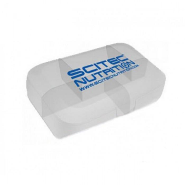 Pill Box White