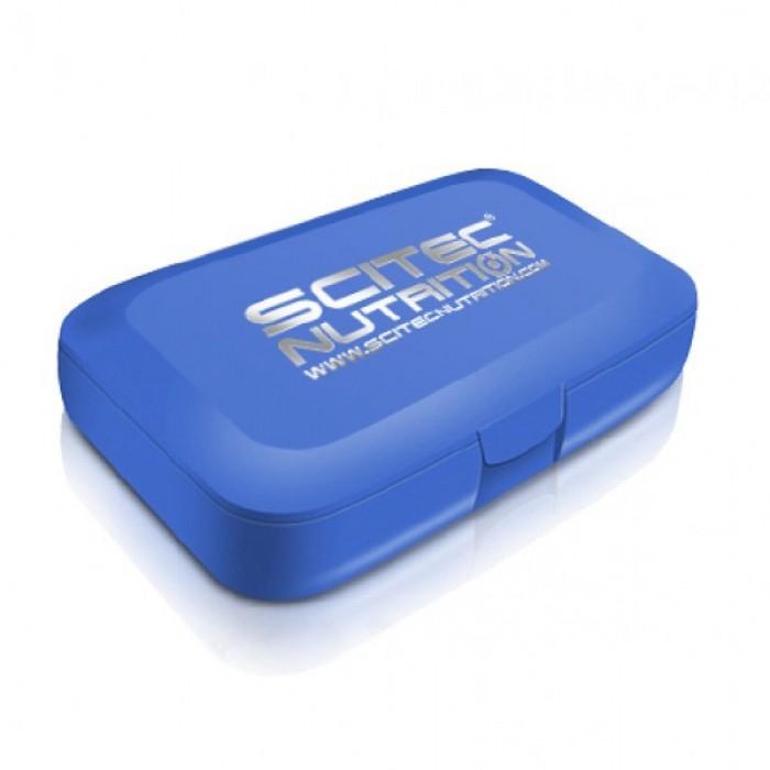 Pill Box Blue