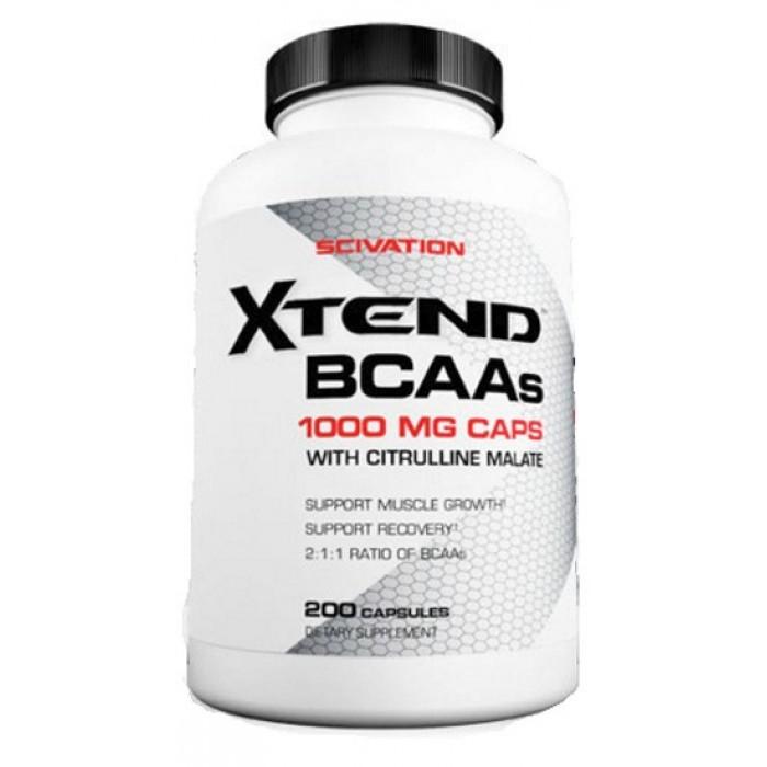 Xtend BCAA (200 капсул)