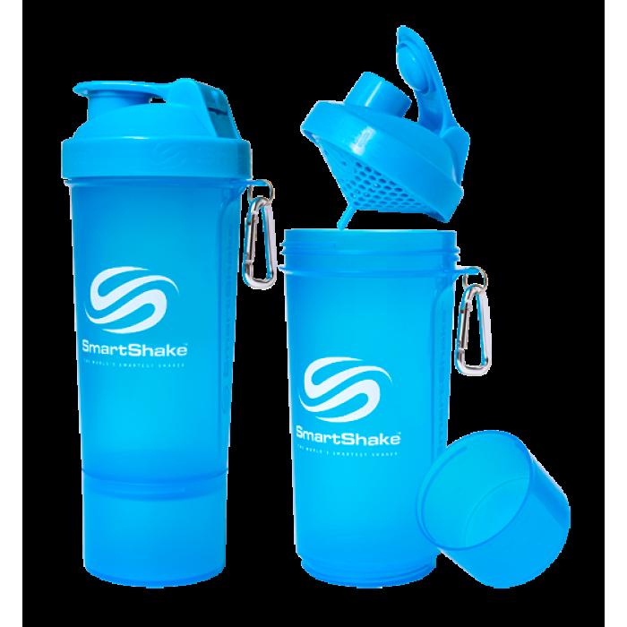 SmartShake Original2Go NEON Blue (600 мл )