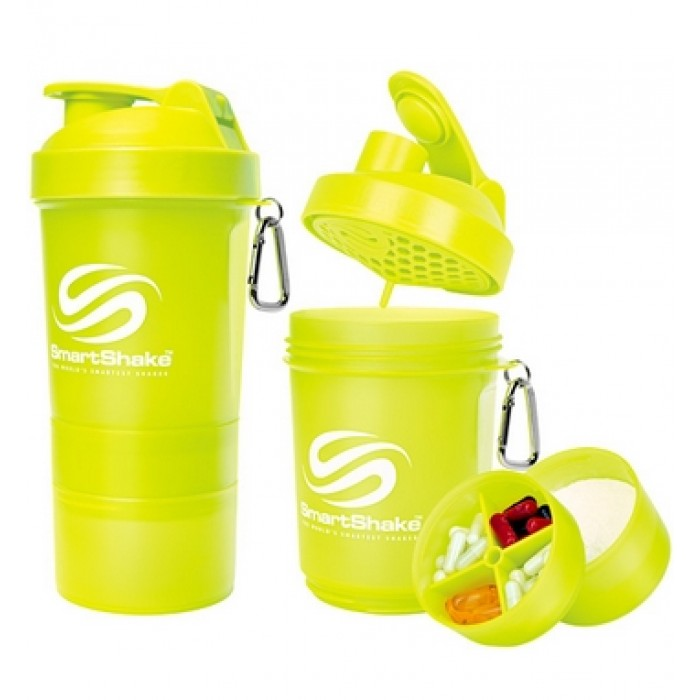 SmartShake Original2Go NEON Yellow (600 мл )