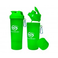 SmartShake Slim NEON Green (500 мл )