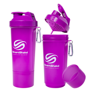 SmartShake Slim NEON Purple (500 мл )
