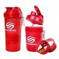 SmartShake Original2Go NEON Red (600 мл )