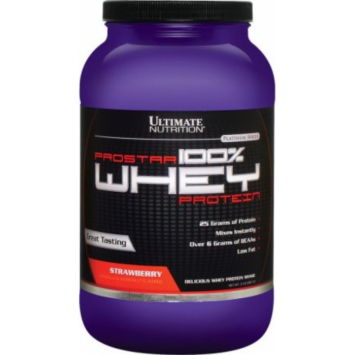 Prostar Whey 100% (907 грамм)