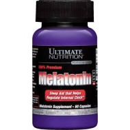 Melatonin 3mg (60 капсул)