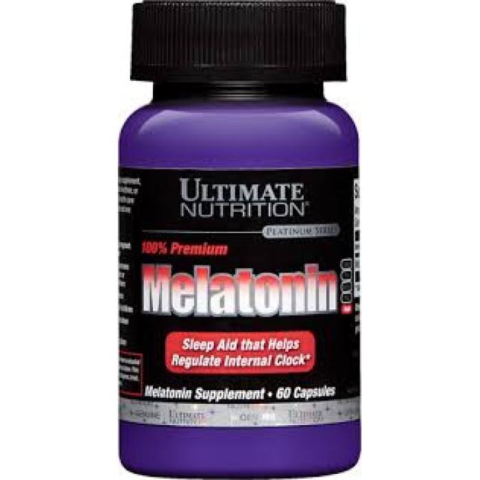 Melatonin 3mg (60 капсул)
