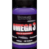 Omega 3 (180 софт-гельс)