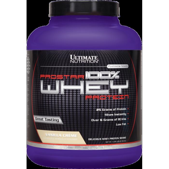 Prostar Whey 100% (2.39 кг)