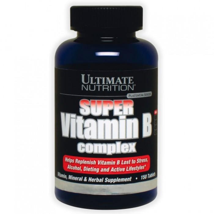 Super Vitamin B Complex (150 таблетс)