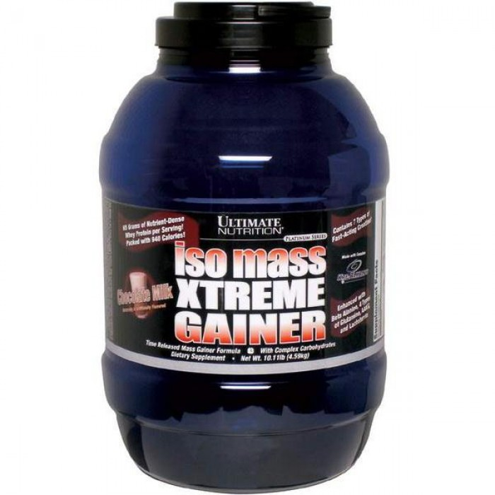 Iso Mass Xtreme Gainer (4,52 кг)