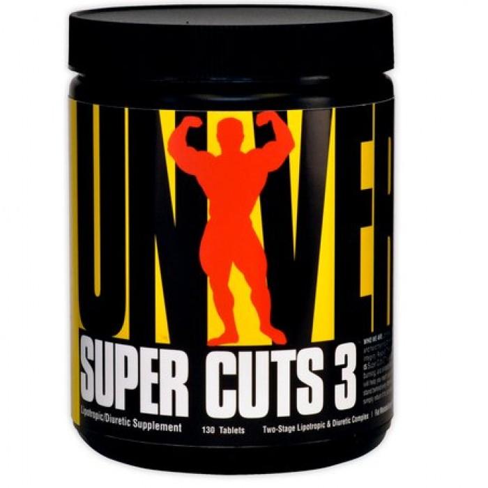 Super Cuts 3 (130 таблетс)