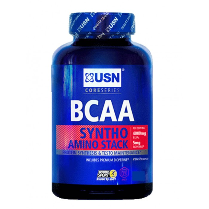 BCAA Syntho Stack (240 капсулы)