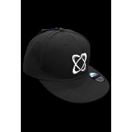 USN Snapback Cap Black