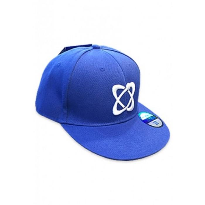 USN Snapback Cap Blue