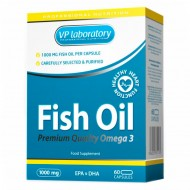 Fish Oil Premium Quality Omega 3 (60 капсулы)