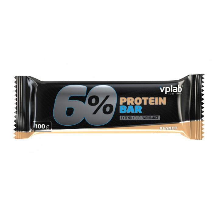 60 Protein Bar (50 гр peanut)