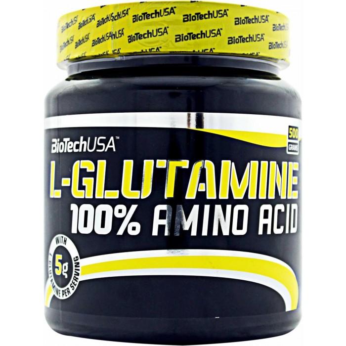 100% L-Glutamine (500 грамм)