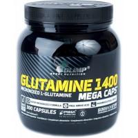 L-Glutamine 1400 mega Caps (300 капсул)