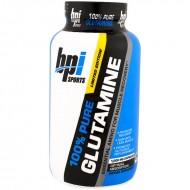 100% PURE GLUTAMINE CAPSULES (240 капсул)