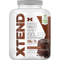 Протеин SciVation Xtend Pro Whey Isolate 2300 г chocolate lava cake