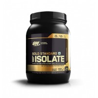 Optimum Gold Standard 100% Isolate, 744 грамм