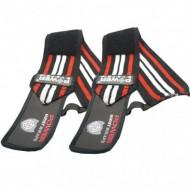Кистевые бинты PS-3500 red - black